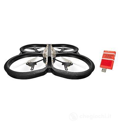 Ar. Drone 2.0 Elite Edition + Flight Recorder GPS (PF721850BI)