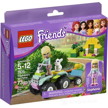 LEGO Friends - La Macchina di Stephanie (3935)