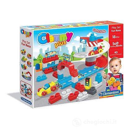 Clemmy Plus Fun Race play set (17142)