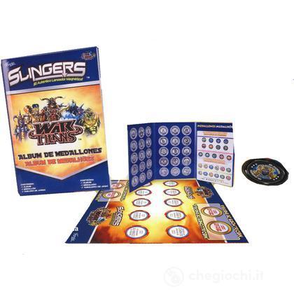 Slingers Album Medaglioni (9142)