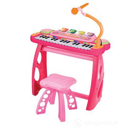 Tastiera Elettronica 31T Rosa
