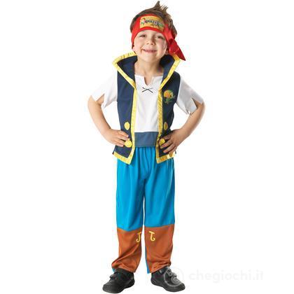 Costume Jake il pirata XS (881214)