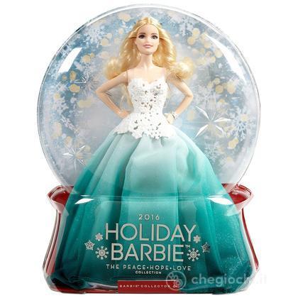 Barbie Magia delle Feste 2016 con Abito Rosso (DGX98)