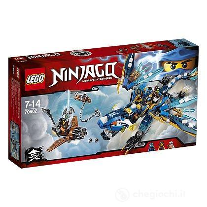 Il Dragone elementale di Jay - Lego Ninjago (70602)