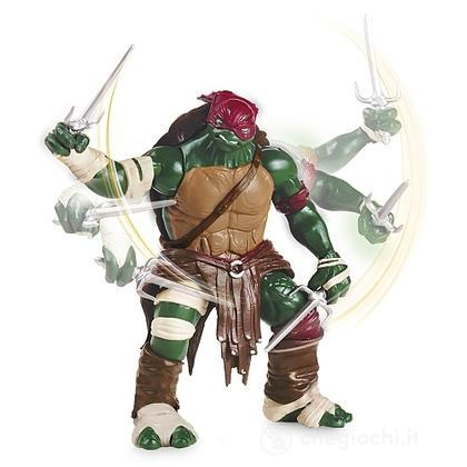 Raffaello Tartarughe Ninja Turtles Movie personaggio deluxe
