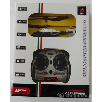 Elicottero Carabinieri 3 Canali radiocomandato (63143)