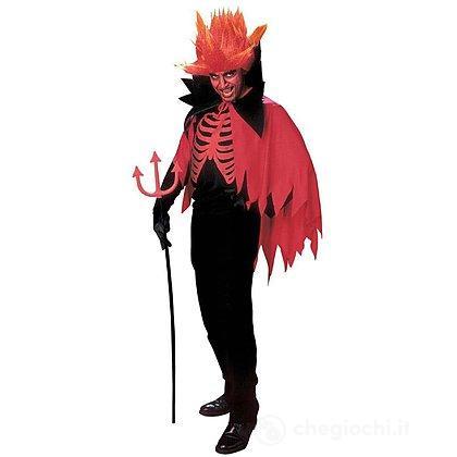 Costume Adulto Diavolo L