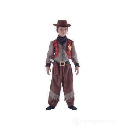 Costume cow boy taglia 3