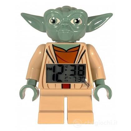 Sveglia Wars Lego Star Lego Yoda Sveglia Wars Lego Sveglia Yoda Star drBxWQCeo