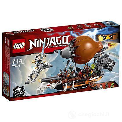 Zeppelin d'assalto - Lego Ninjago (70603)