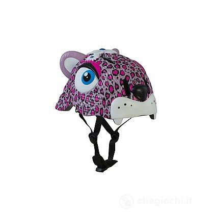 Casco Leopard Pink taglia S (110635-20)