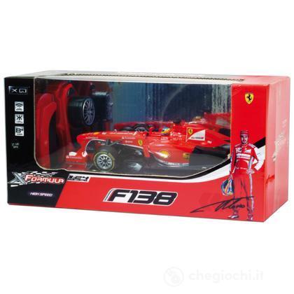Ferrari F138 1:24 radiocomando (501449)