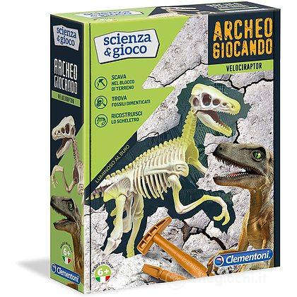 Archeogiocando Velociraptor (19144)