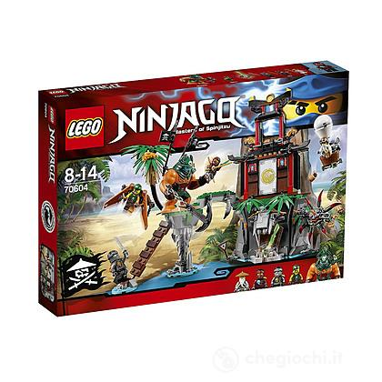 Isola di Tiger Widow - Lego Ninjago (70604)