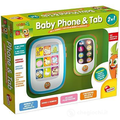 Carotina Baby 2 In 1 Phone & Tab (51458)