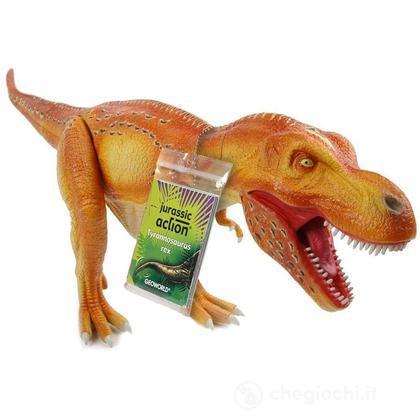 Tyrannosarus Rex arancione