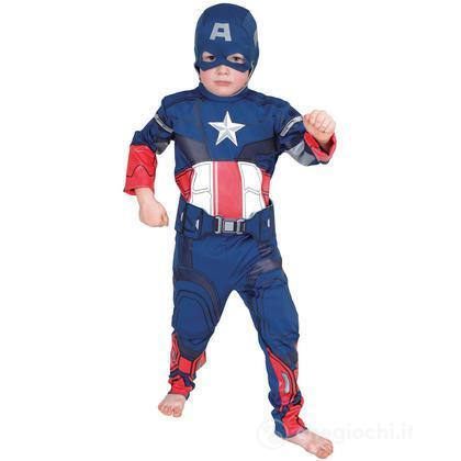 Costume Capitan America M (R881314)