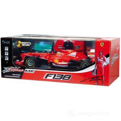 Ferrari F138 1:12  radiocomando (501463)