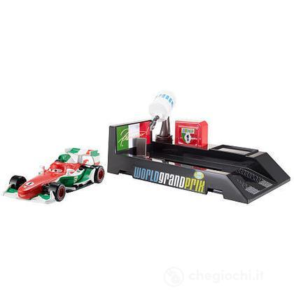 Cars 2 lanciatore pit stop - Francesco Bernoulli (  W1438)