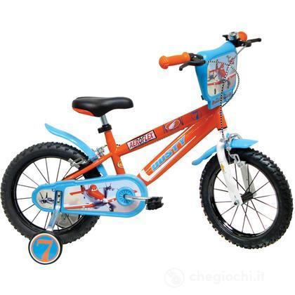 """Bicicletta Planes 14"""" (25147)"""