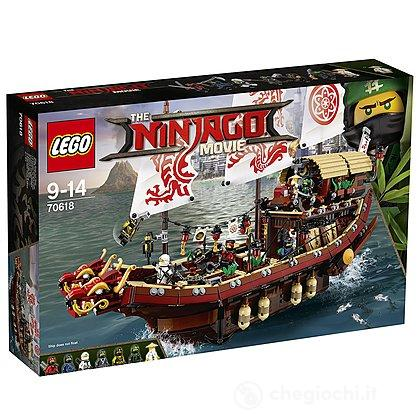 Destiny's Bounty  - Lego Ninjago movie (70618)