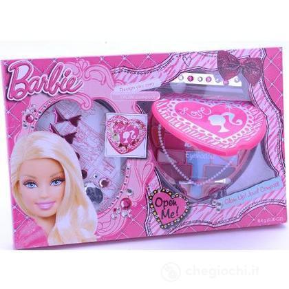 Cofanetto cuore con accessori Barbie 7148