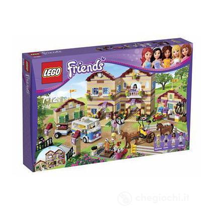 Scuola di equitazione - Lego Friends (3185)