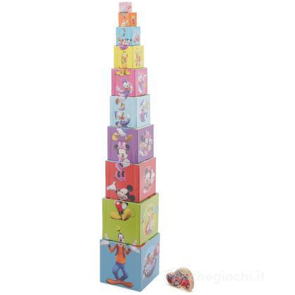 Cubi Impilabili Mickey Mouse Club House - Educativi (46149)