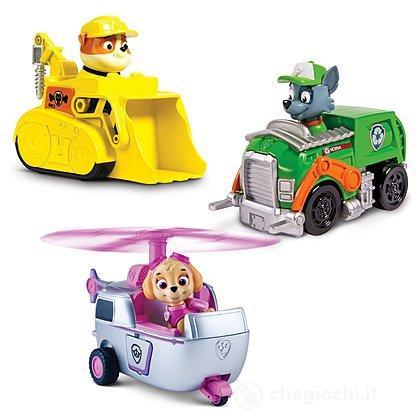 Paw Patrol Set 3 veicoli