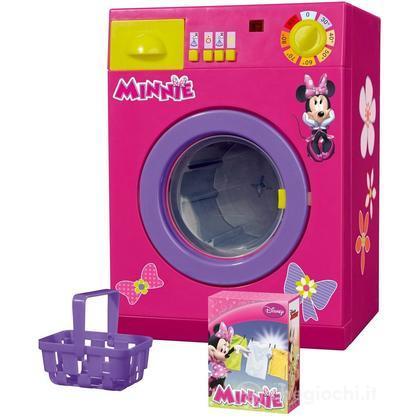 Minnie lavatrice con luci e suoni