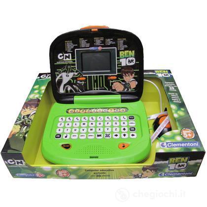 Computer kid Ben 10