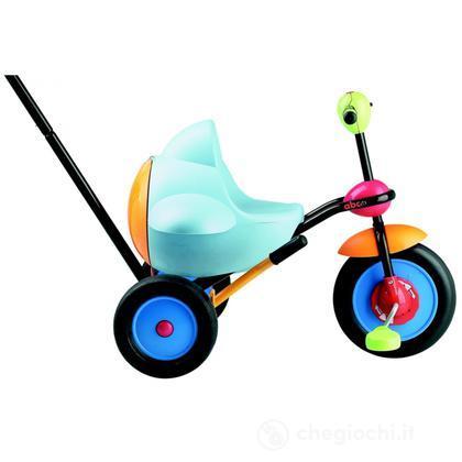Triciclo Jet city taxi