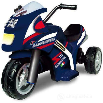 Moto 3 Ruote Carabinieri (501517)