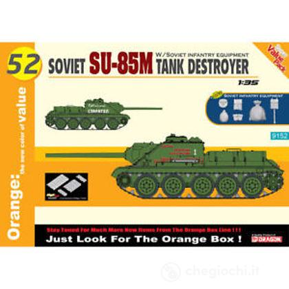 Carro Armato SOVIET SU85M TANK DESTROYER 1/35 (DR9152)