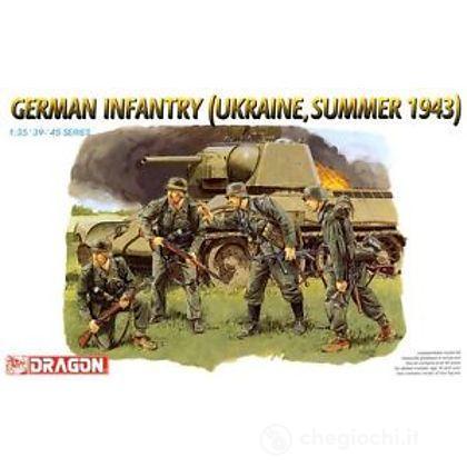 Fanteria tedesca 1943 (DR6153)
