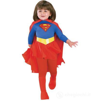 Costume Supergirl taglia 92-104 cm (885215)