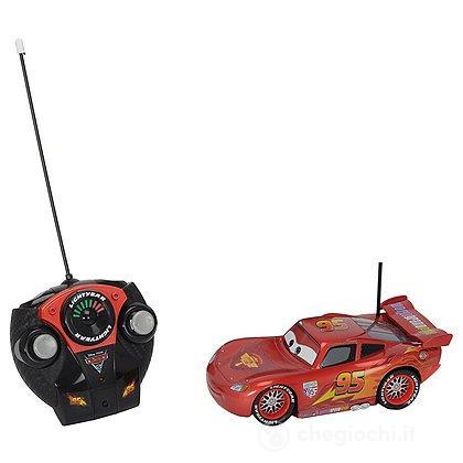 Saetta Mc Queen Cars radiocomandata metallic 1:24 (213089538)