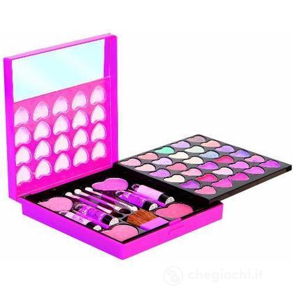 Barbie Cofanetto Trucchi 2 Livelli 07153