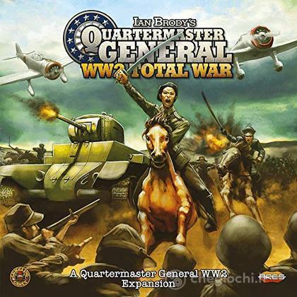 Quartermaster General: Esp. Total War (GHE153)
