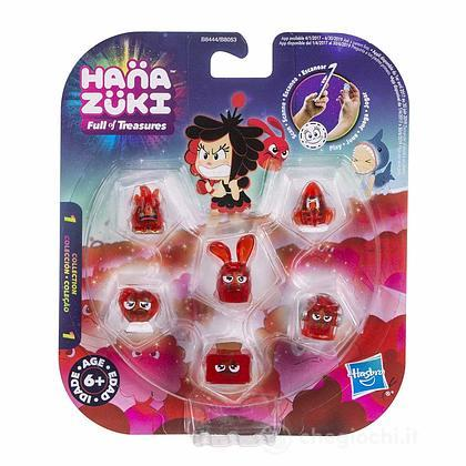 Hanazuki full of Treasures rosso