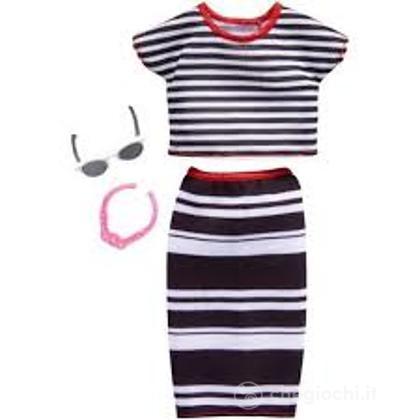Barbie vestiti Moda - Look Completo Fash 31 (FKR97)