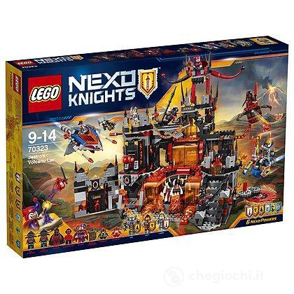 Il palazzo vulcanico di Jestro - Lego Nexo Knights (70323)