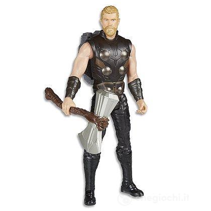 Thor Titan Hero Power FX Avengers Infinity Wars (E0616103)