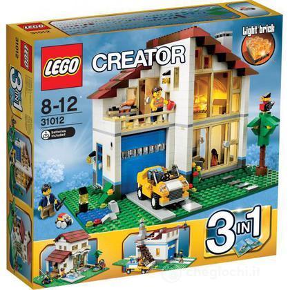 La villetta familiare - Lego Creator (31012)