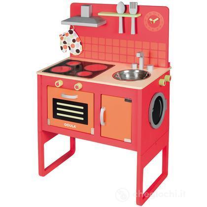 Cucina grande in legno (54156)