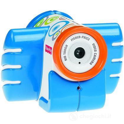 Videocamera blu (T5157)
