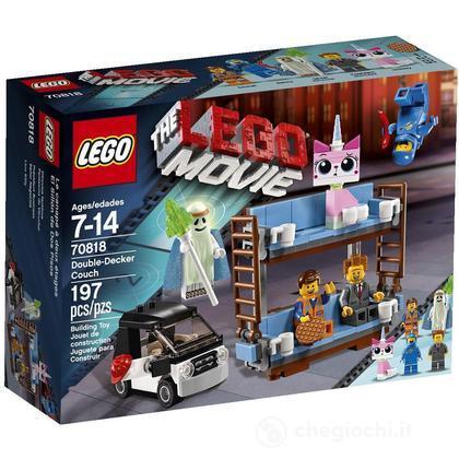 Divano a castello - Lego Movie (70818)