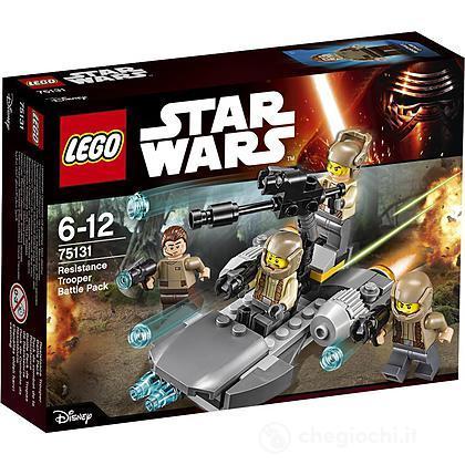 Battle pack Eroi - Lego Star Wars (75131)