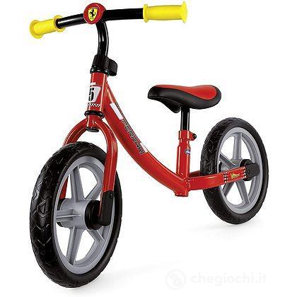 Bici senza pedali Bike Scuderia Ferrari