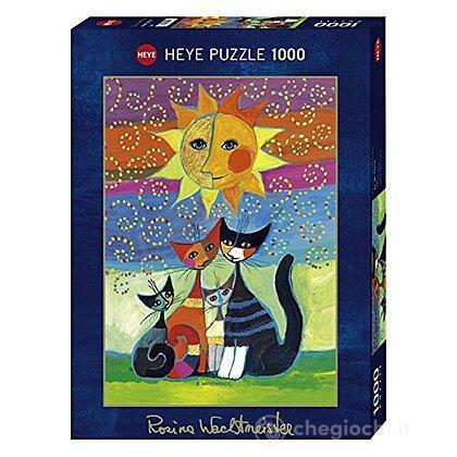 Puzzle 1000 Pezzi - Sole